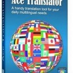 Ace Translator 10.6 Türkçe Full