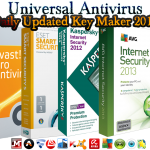 Antivirüs Serial Key Bulma Programı 2013 v1.2 Full indir