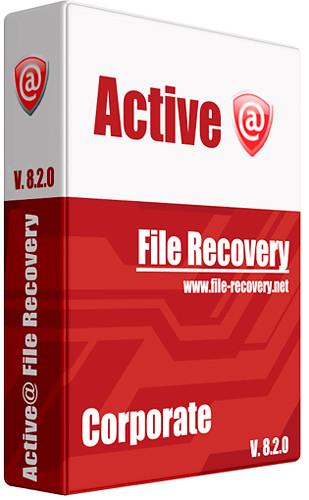 Active File Recovery Pro 11.0.5 Full Veri Kurtarma