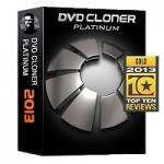 DVD Cloner Platinum 2014 11.70 build 1331 Full indir