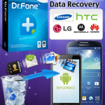Wondershare Dr.Fone for Android 4.8.2.142 Full indir