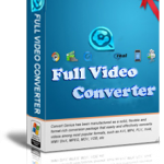 Full Video Converter 10.3.9 Multilanguage Tam indir