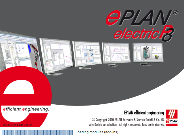 Eplan electric p8 v2 7 x32 x64 bit full indir full for Eplan for drivers