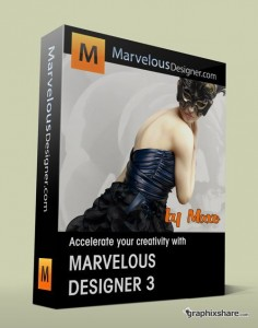 Marvelous Designer 3 Enterprise 1.3.3.0 32x64 Bit Full Tam İndir