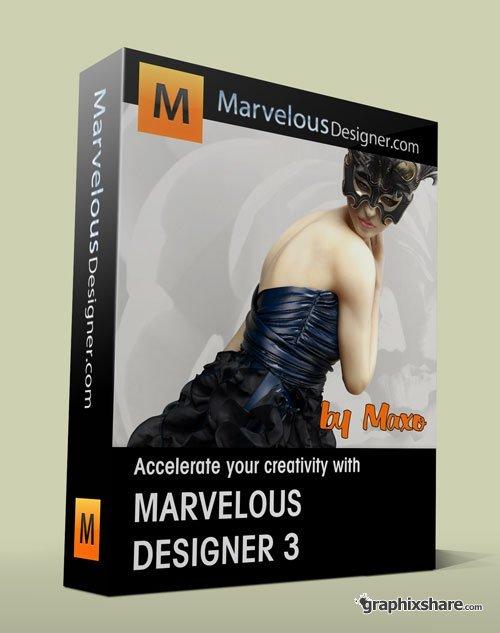 Marvelous designer 5 for free!!! 100% works!!!! (download and.