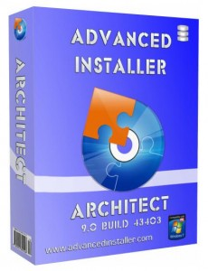 Advanced Installer Architect 9.3 Build 45535 + patch