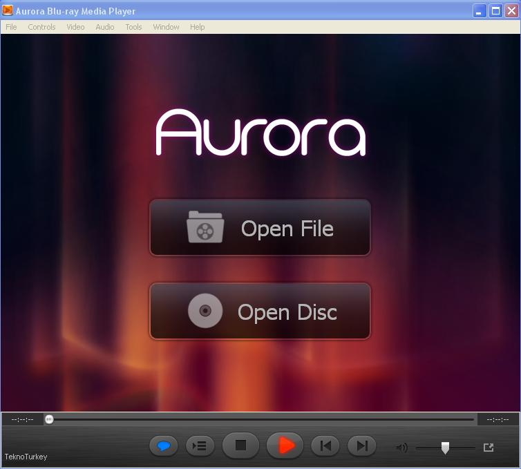 Aurora Blu-ray Media Player 2.14 Full