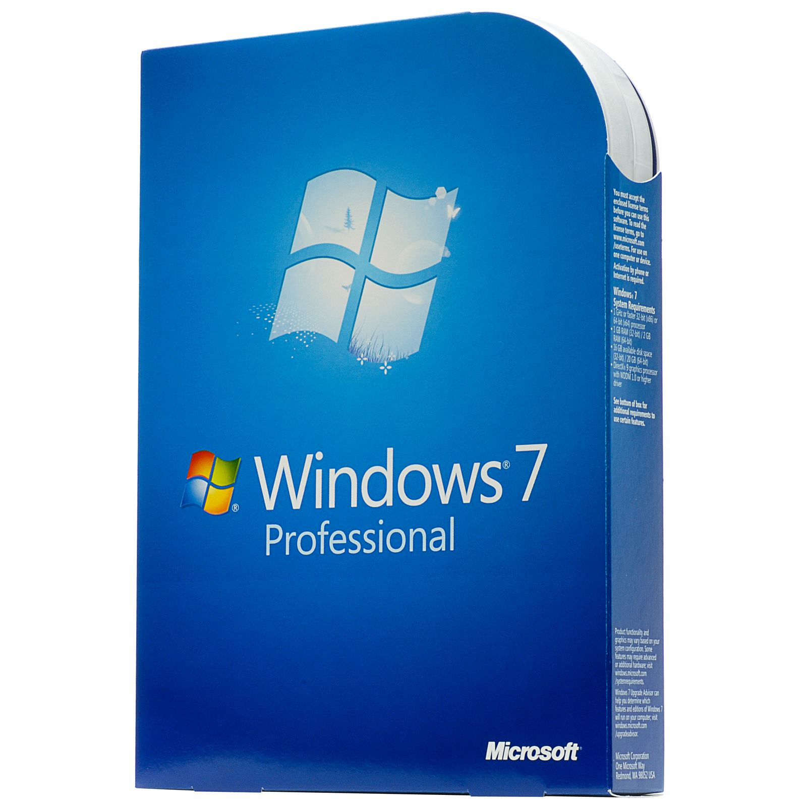 Windows 7 Professional Vl Sp1 Türkçe 32x64 Bit Orjinal ...
