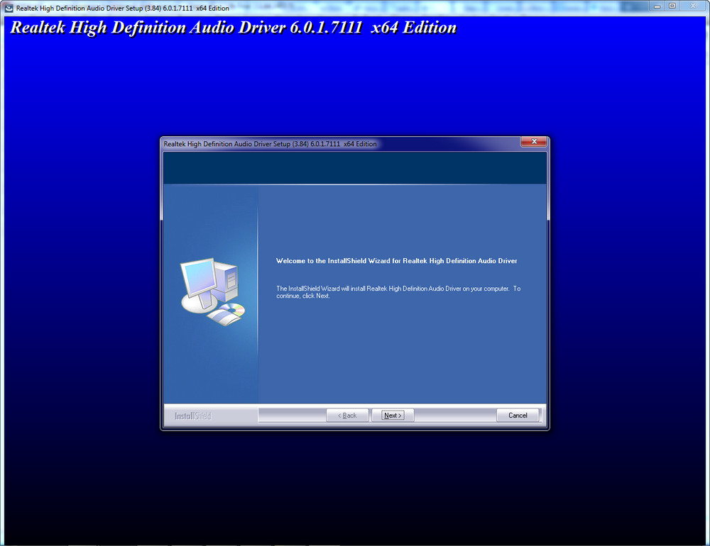 Realtek High Definition Audio Driver İndir 6.0.1.7696