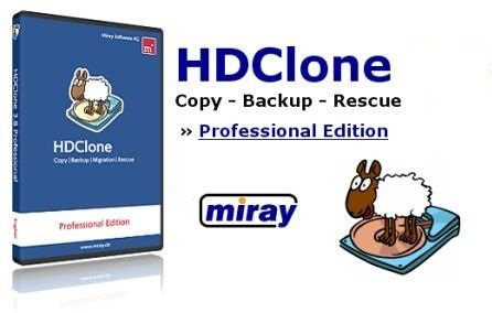 Hdclone Professional Edition - фото 2