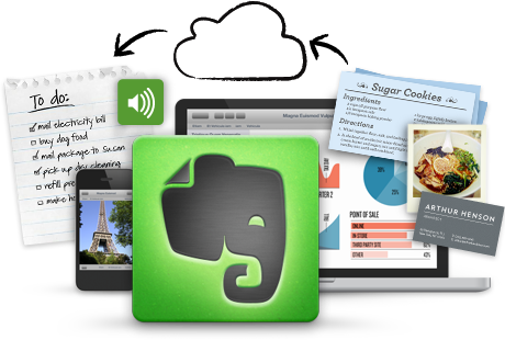 EverNote Türkçe Full + Portable 6.14.14.7646 İndir Download