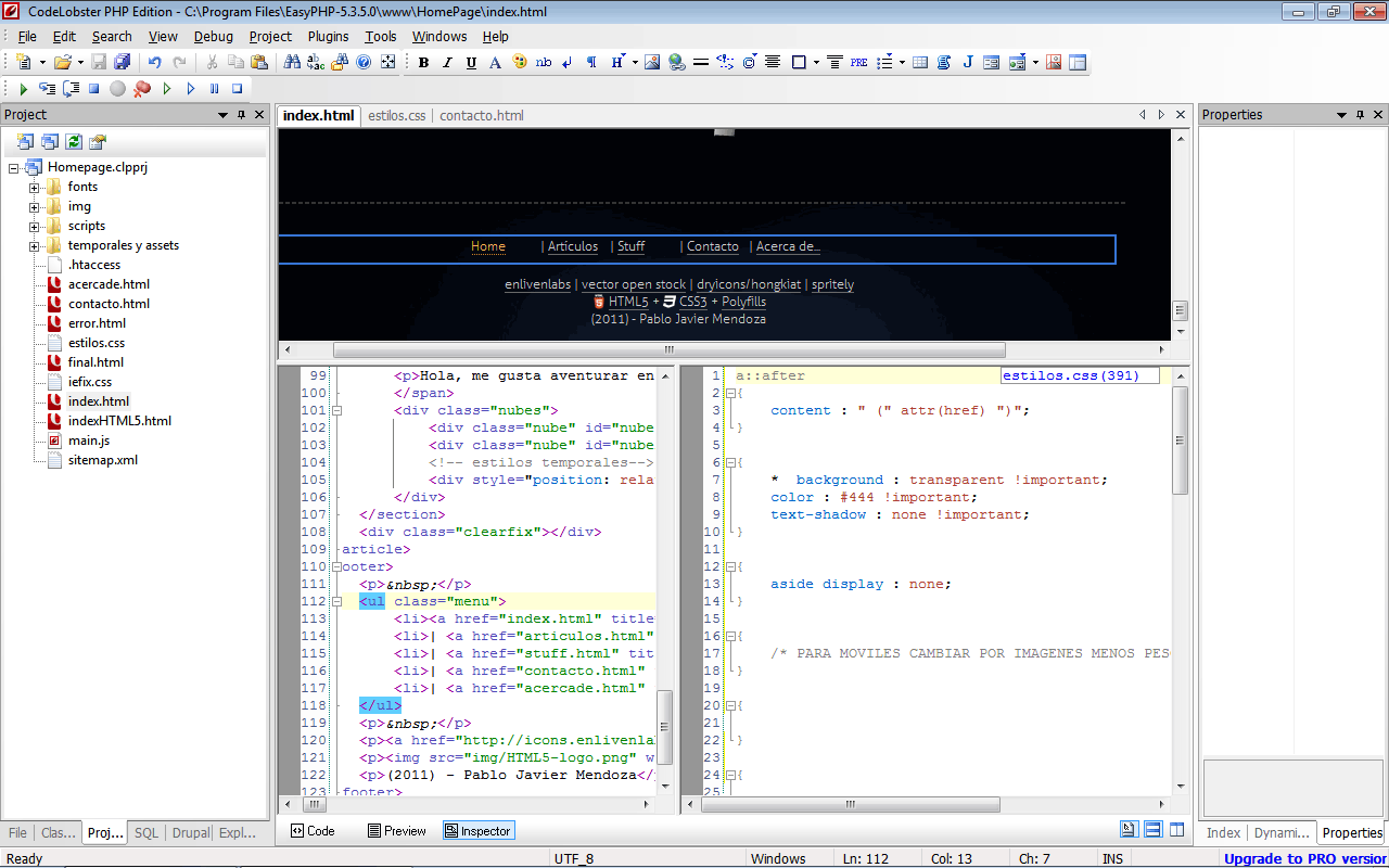 Codelobster php edition pro 4.0.1 with keygen