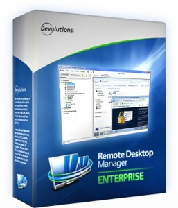 Devolutions Remote Desktop Manager Enterprise 9.1.4.0