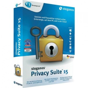 Steganos Privacy Suite Tam 17.1.0 Revision 11580 İndir
