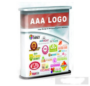 gratis download aaa logo maker portable 10MB - Sayapemula