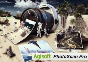 Agisoft PhotoScan Professional 1.2.1 Build 2278