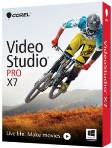 Corel VideoStudio X7 17.0.0.249 32x64 Bit Full indir