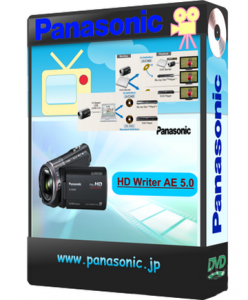 Panasonic HD Writer AE 5.0 32x64 Bit Full