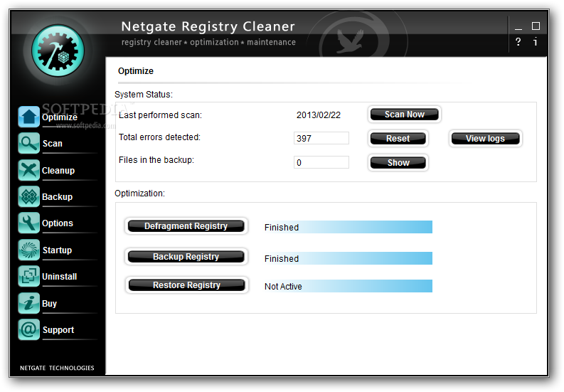 Netgate Registry Cleaner Full Türkçe İndir 2018 v18.0.160 Download