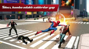 The Amazing Spider Man 2 Apk Full Data Mod 1.2.2f İndir