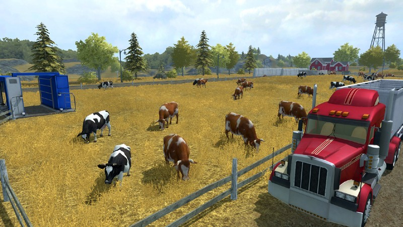temiz farming simulator 2014 titanium edition pc alternatif farming