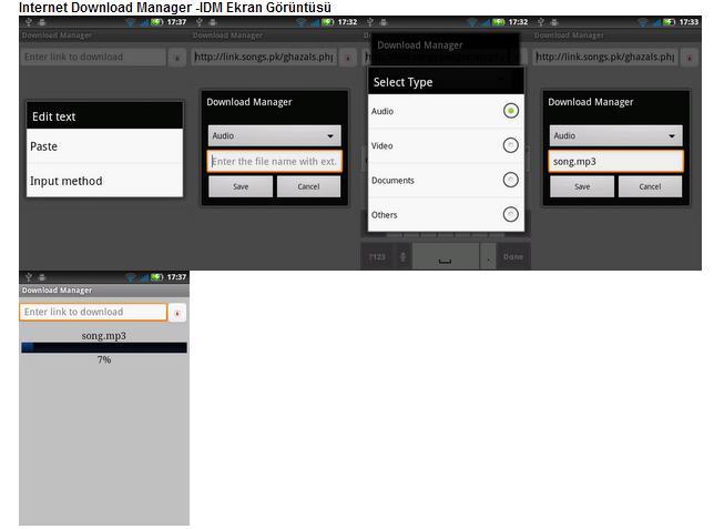 Internet Download Manager Apk İndir İDM Android | Full Program İndir