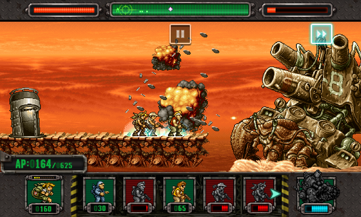 Metal Slug Defense Apk Full 1.39.0 Mod + Hile İndir