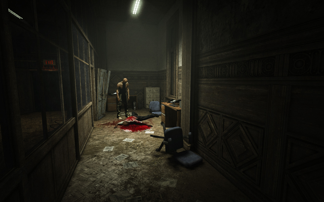 Outlast Complete PC + Torrent Türkçe Full indir