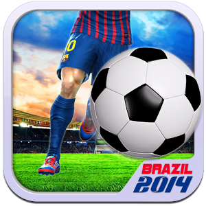 Real Football 2014 Brazil FREE cover