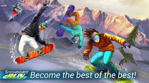 Snowboard Run APK 0
