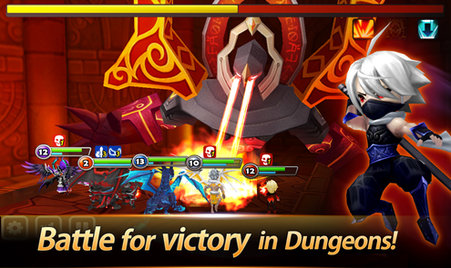 Summoners War Sky Arena 1.5.8 Data Mod Hile Apk indir