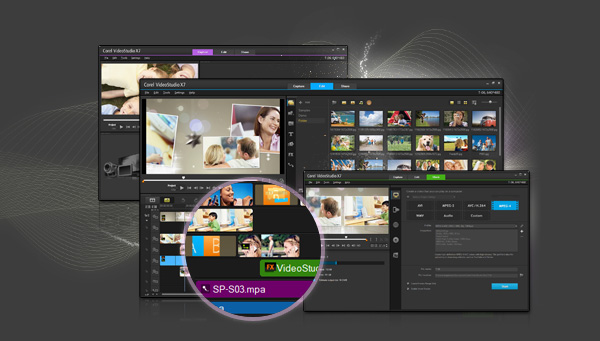 free corel video studio templates - corel videostudio pro x7 full 17 1 sp1 32 64 bit