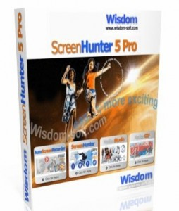 WisdomSoft ScreenHunter Pro Full v7.0.979 İndir Download