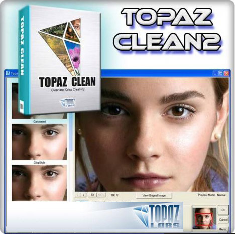 Topaz Clean Full v3 2 0 İndir Adobe Photoshop nb | Full