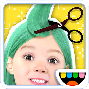 Toca-Hair-Salon-Me-Android-Resim
