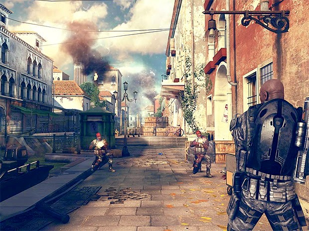 Modern Combat 5 Blackout Apk Full + Data v1.6.0g İndir Mod Hile