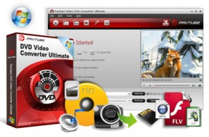 Pavtube Video DVD Converter Uiltimate