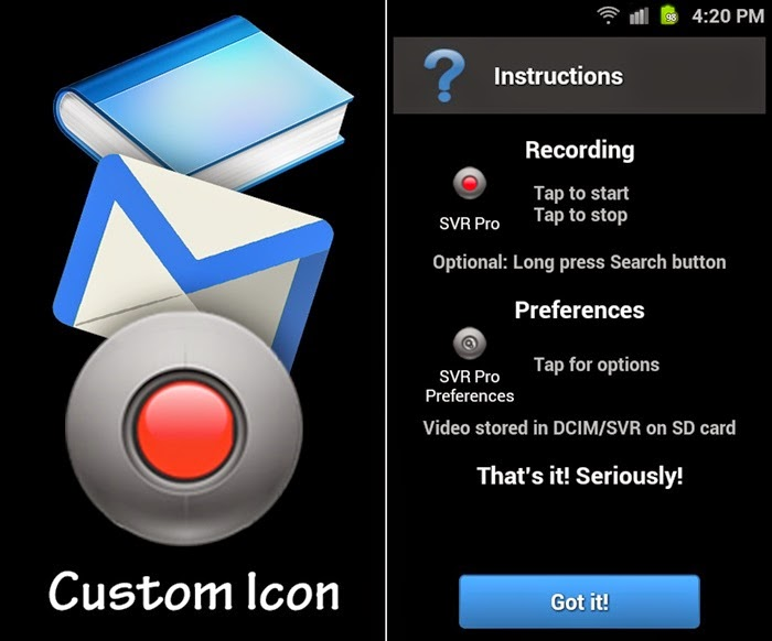 Secret Video Recorder Pro Apk Full v1.2.3.3 İndir