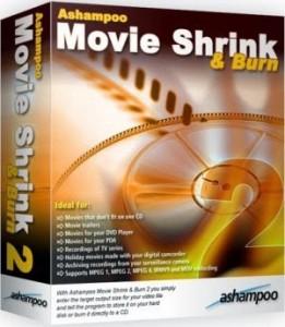 Ashampoo Movie Shrink&burn