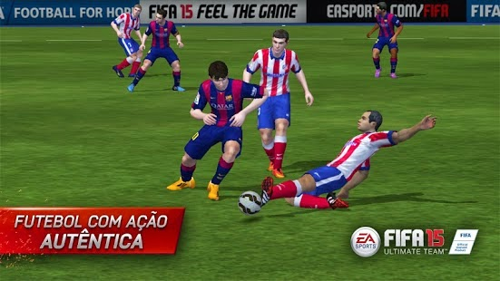 FİFA 15 Ultimate Team Apk Full v1.6.1 Hızlı + Data İndir