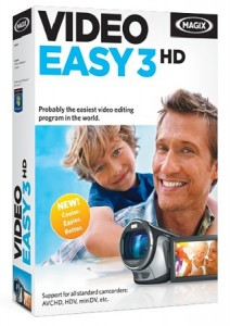 MAGIX Video easy 3 HD Full