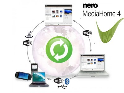 nero mediahome 4 essentials