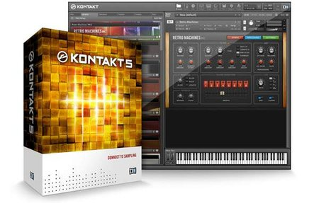 kontakt 5 demo timeout crack