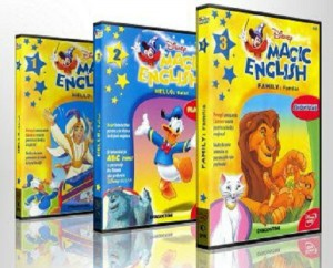 Disney Magic English 1