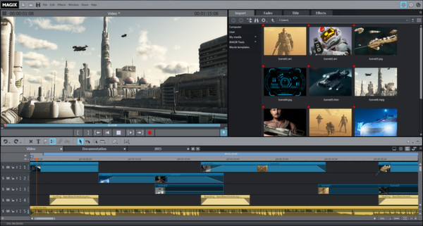 magix movie edit pro 17  version serial number free