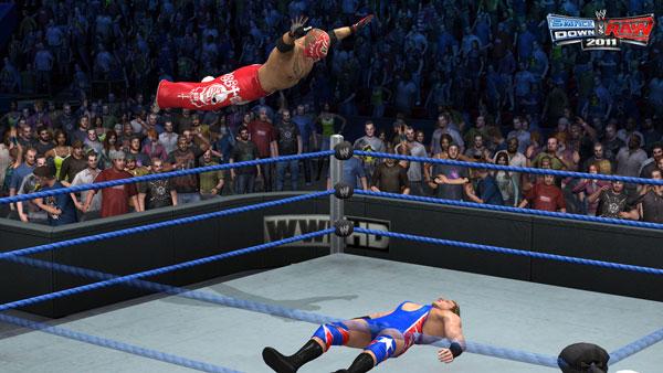 WWE SmackDown vs Raw 2011 PC Full İndir