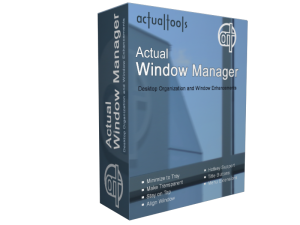 actual window manager boxshot