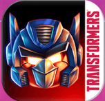 download Angry Birds Transformers apk android free