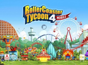 RollerCoaster Tycoon 4 Mobile Apk Full 1.7.2 Mod Hile İndir