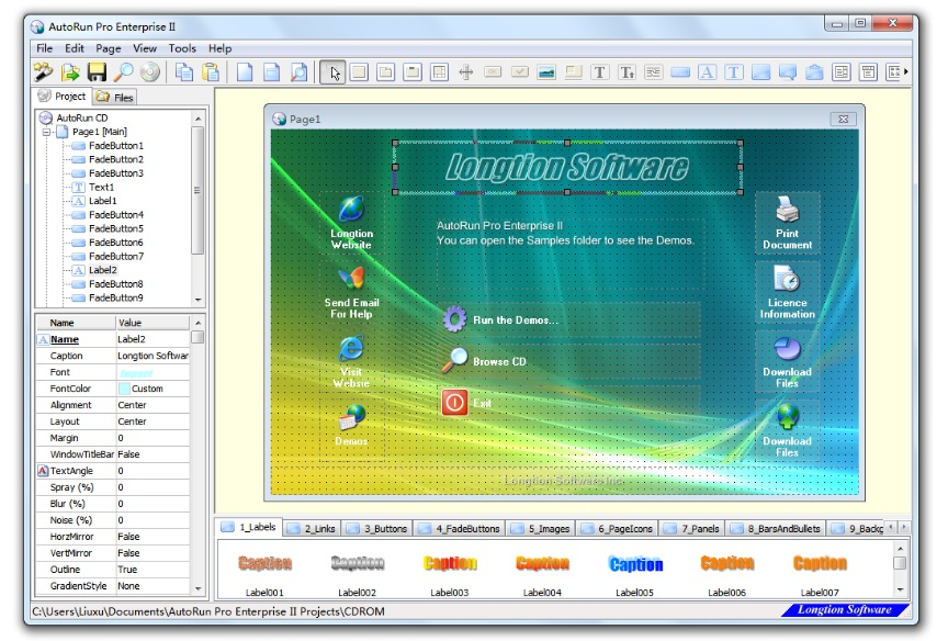 Longtion AutoRun Pro Enterprise II Full 14.8.0.400